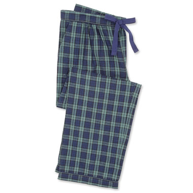 The Lady's Irish Flannel Lounge Pants.