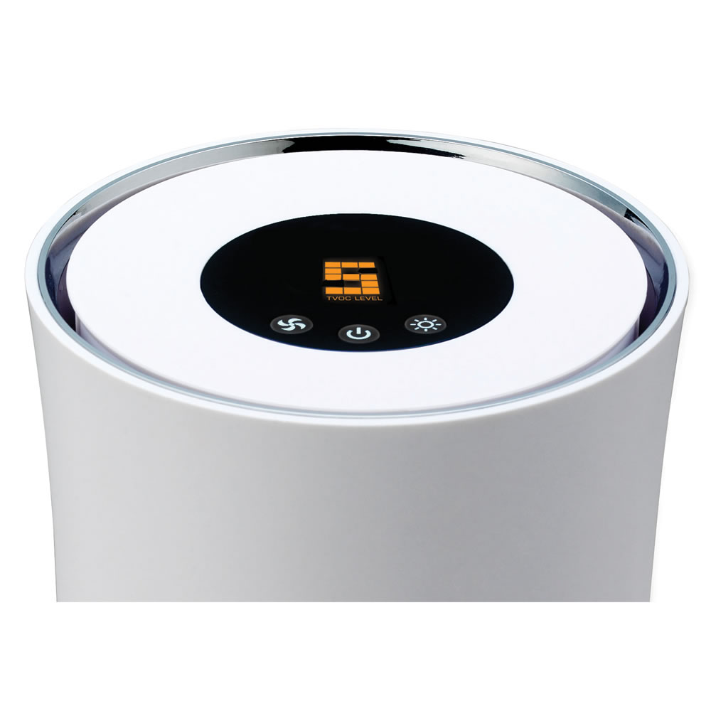 The Odor and VOC Eliminating Air Purifier 2