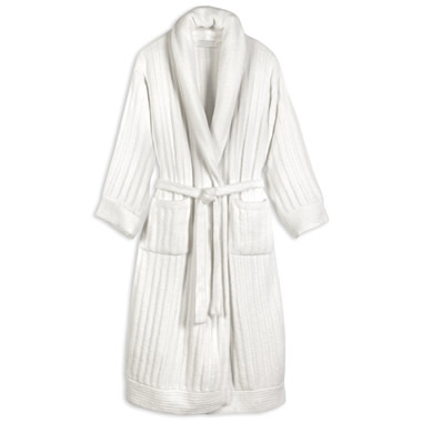 The Superior Softness Spa Robe.