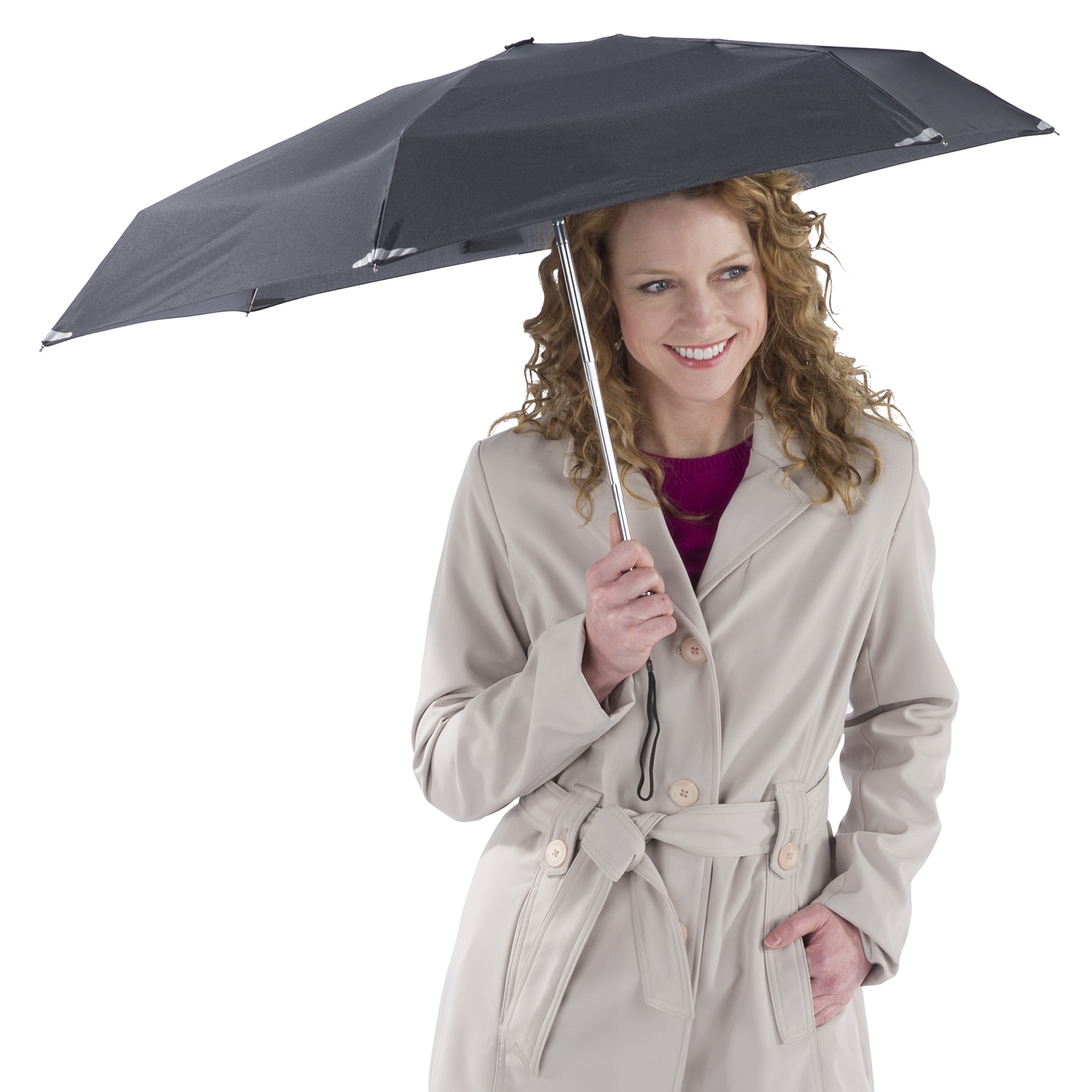 The World's Smallest Automatic Umbrella 4
