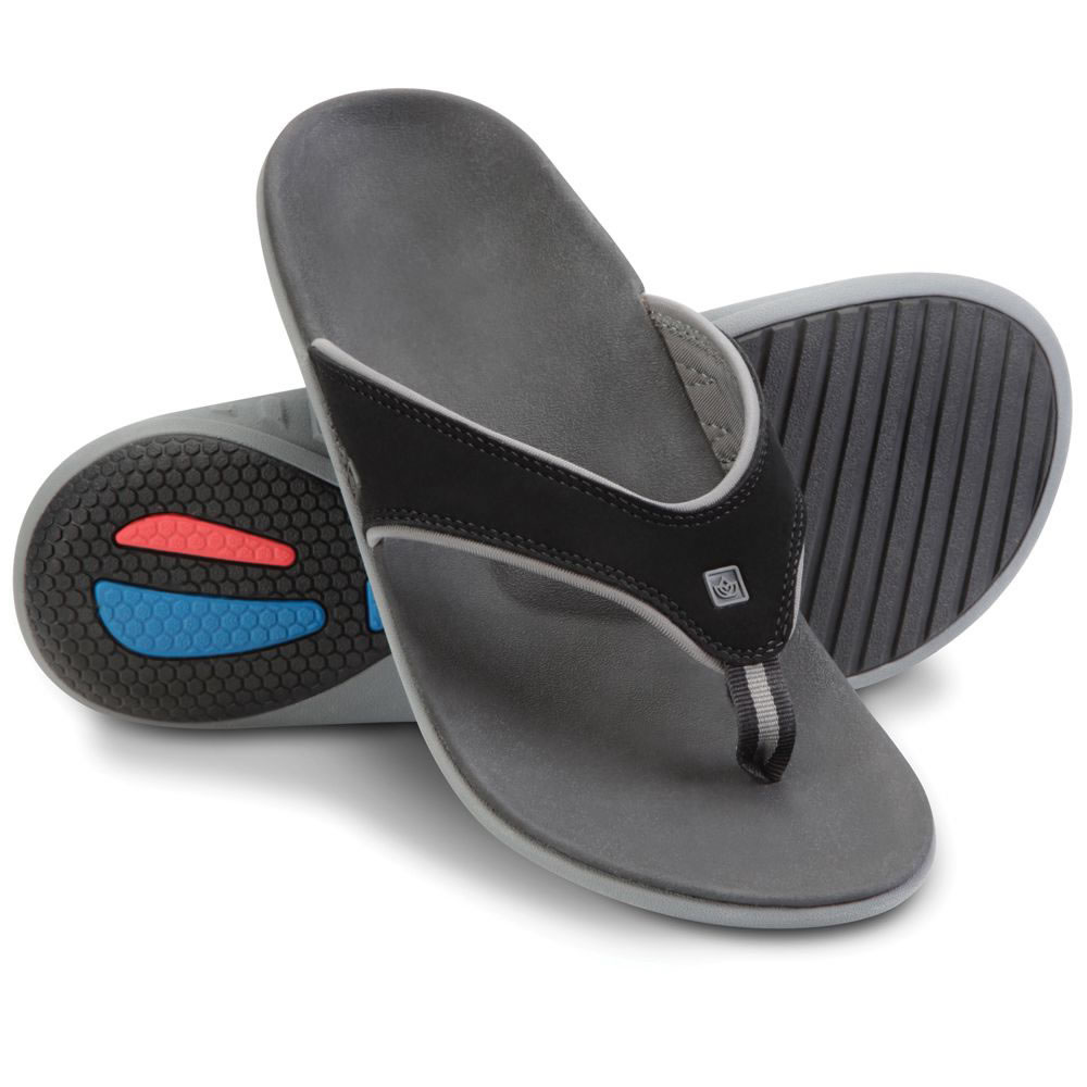 The Gentlemen's Forefoot Pain Reducing Sandals 1