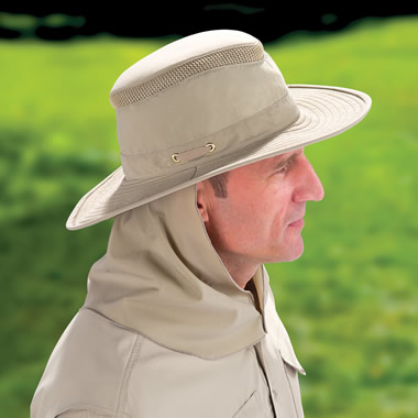 The Insect And Sun Repelling Hat.