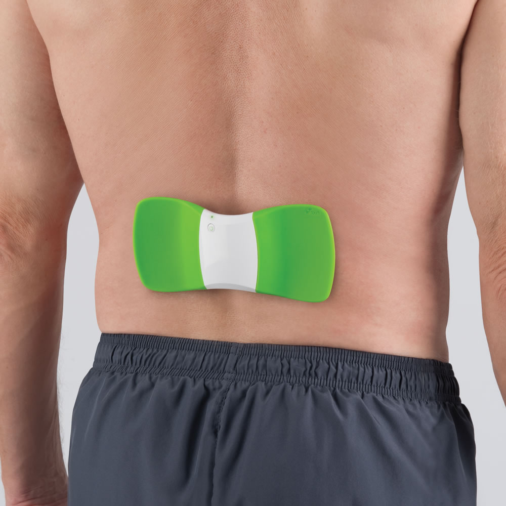 The Cordless Neuromuscular Back Pain Reliever1
