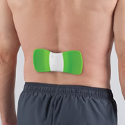 The Cordless Neuromuscular Back Pain Reliever.