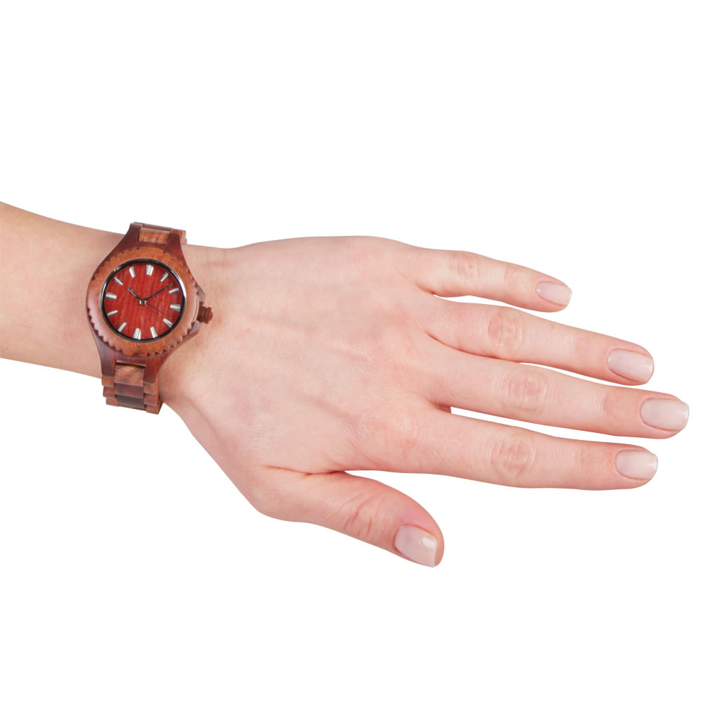The Lady's Sandalwood Watch 2