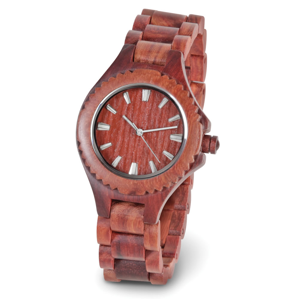 The Lady's Sandalwood Watch 1