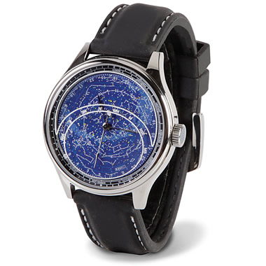 The Cosmologist's Watch