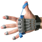 The Hand Fitness Trainer.
