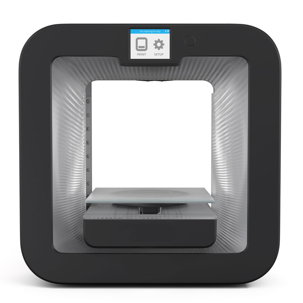 The Two Color 3D Printer 2