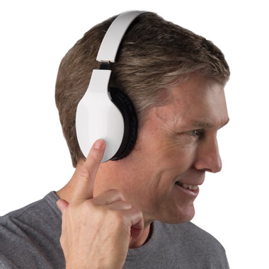 The Finger Swipe Headphones.