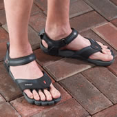 The Foot Stability Sport Sandals.