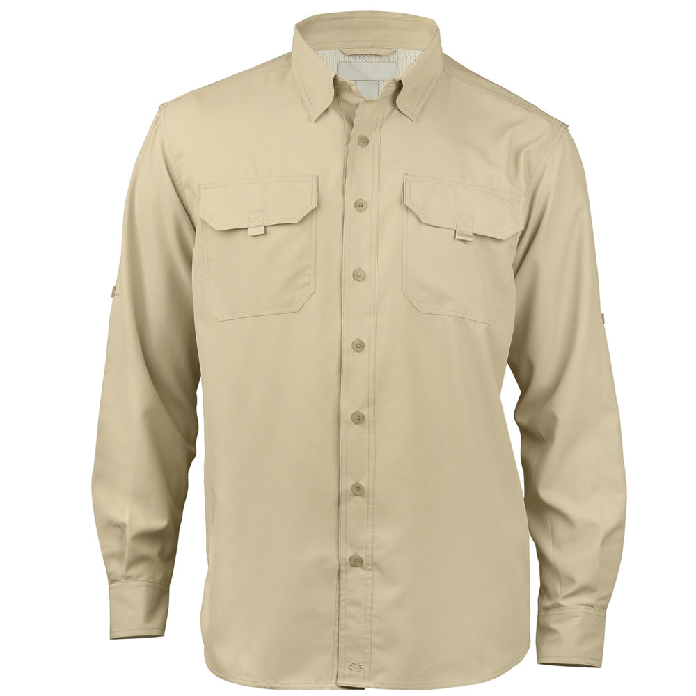 The Gentleman's Ventilated Sun Protection Shirt2