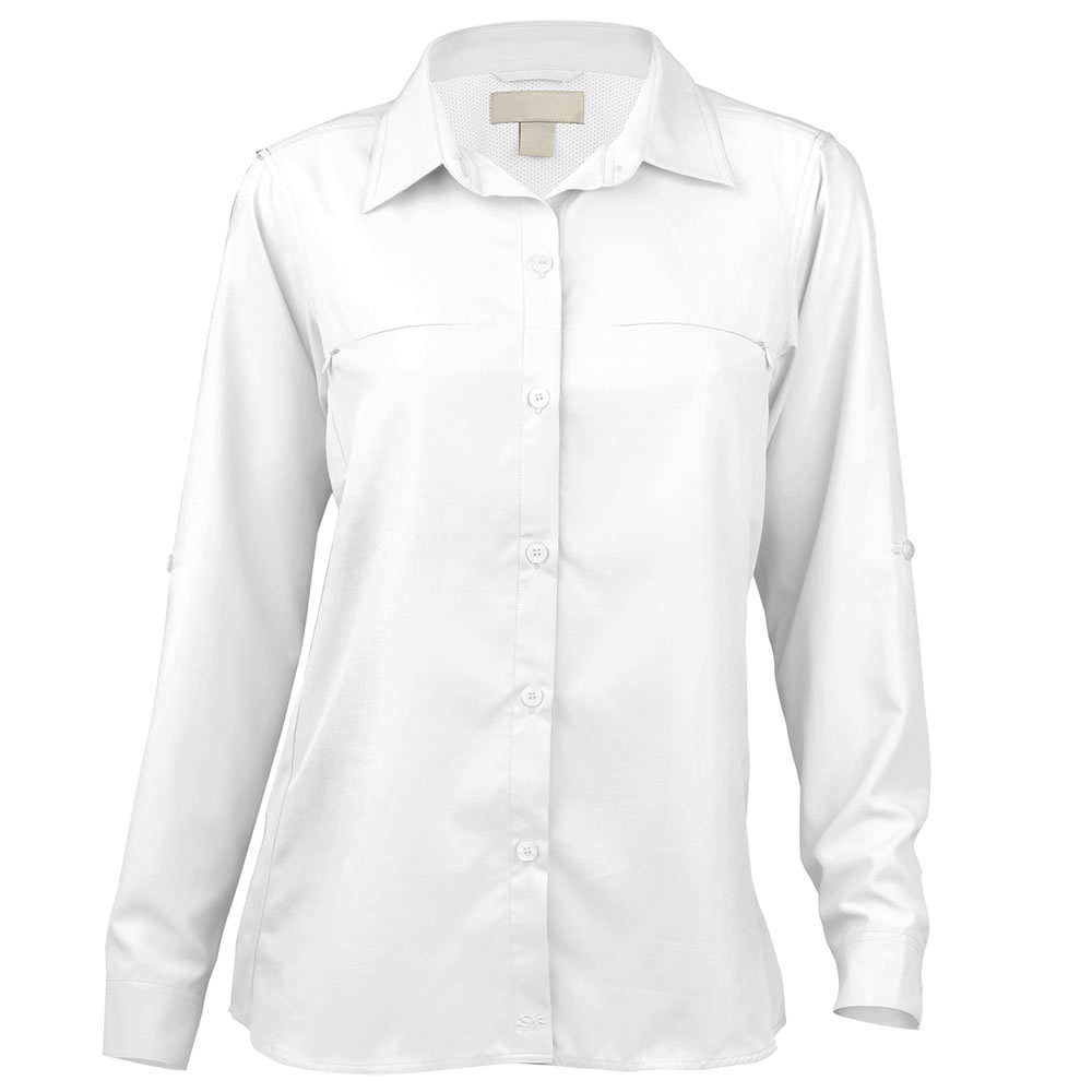 The Lady's Ventilated Sun Protection Shirt 2