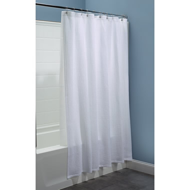 The Genuine Turkish Cotton Shower Curtain.