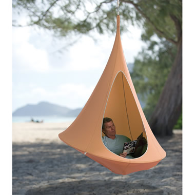 The Hanging Cocoon.