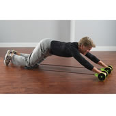 The Rolling Resistance Core Strengthener.