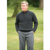 The Genuine Hawick Cashmere Sweater.