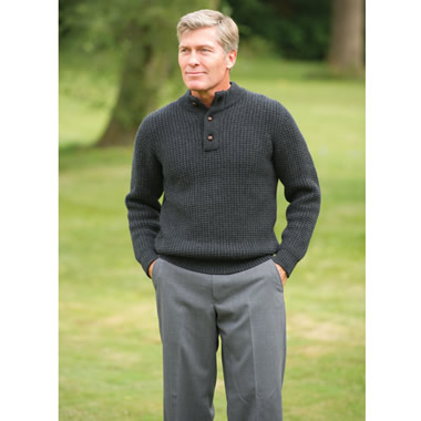 The Genuine Hawick Cashmere Sweater