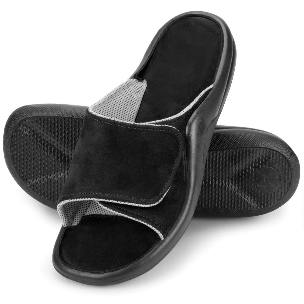 The Gentleman's Walk On Air Adjustable Slides 2