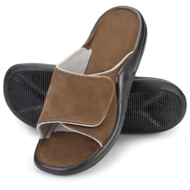 The Gentleman's Walk On Air Adjustable Slides.
