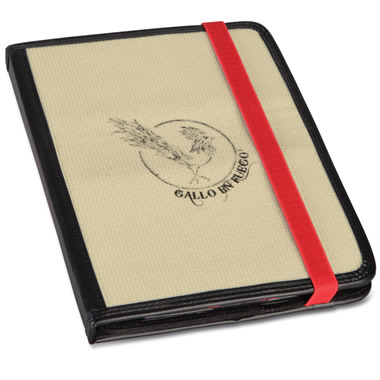The Firehose iPad Cover