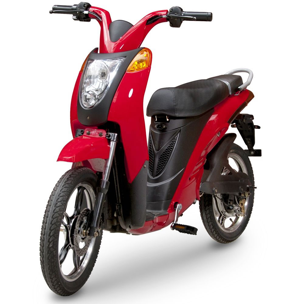 The Commuter's Advanced Electric Bicycle 2