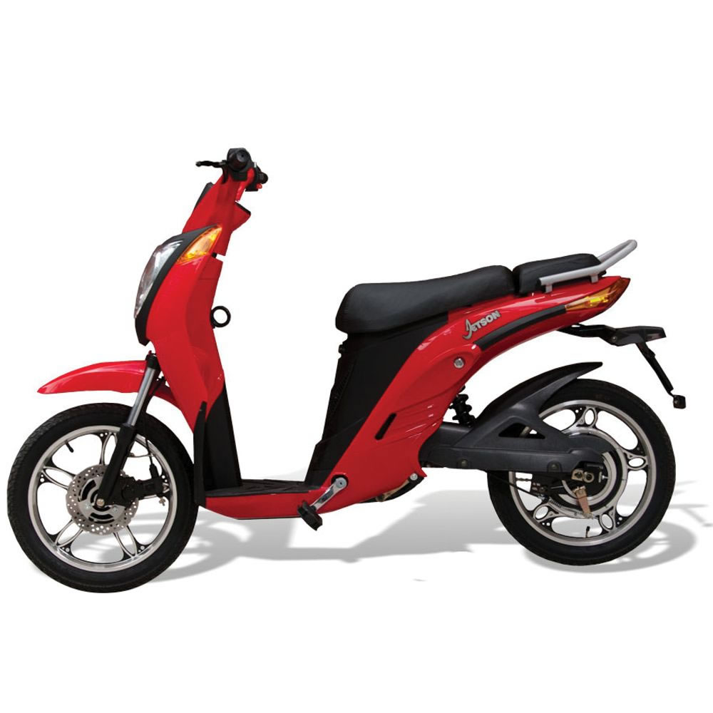 The Commuter's Advanced Electric Bicycle3