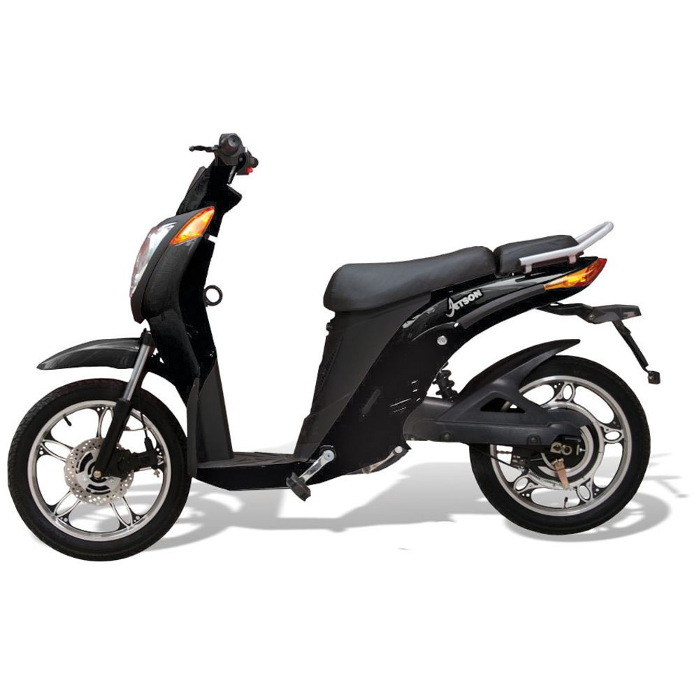 The Commuter's Advanced Electric Bicycle 4
