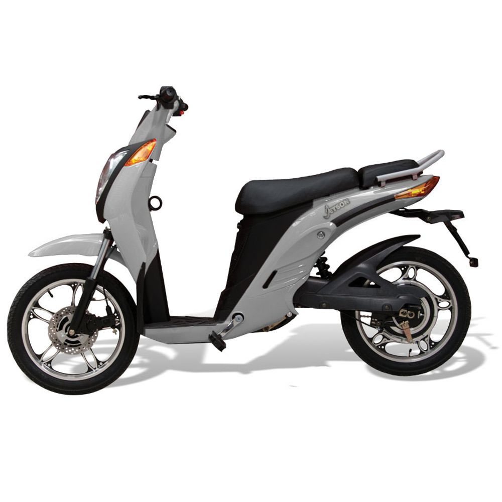 The Commuter's Advanced Electric Bicycle5