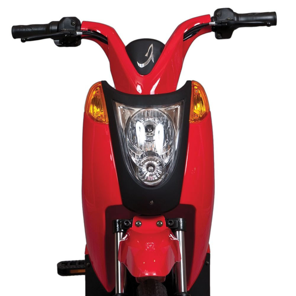 The Commuter's Advanced Electric Bicycle 8