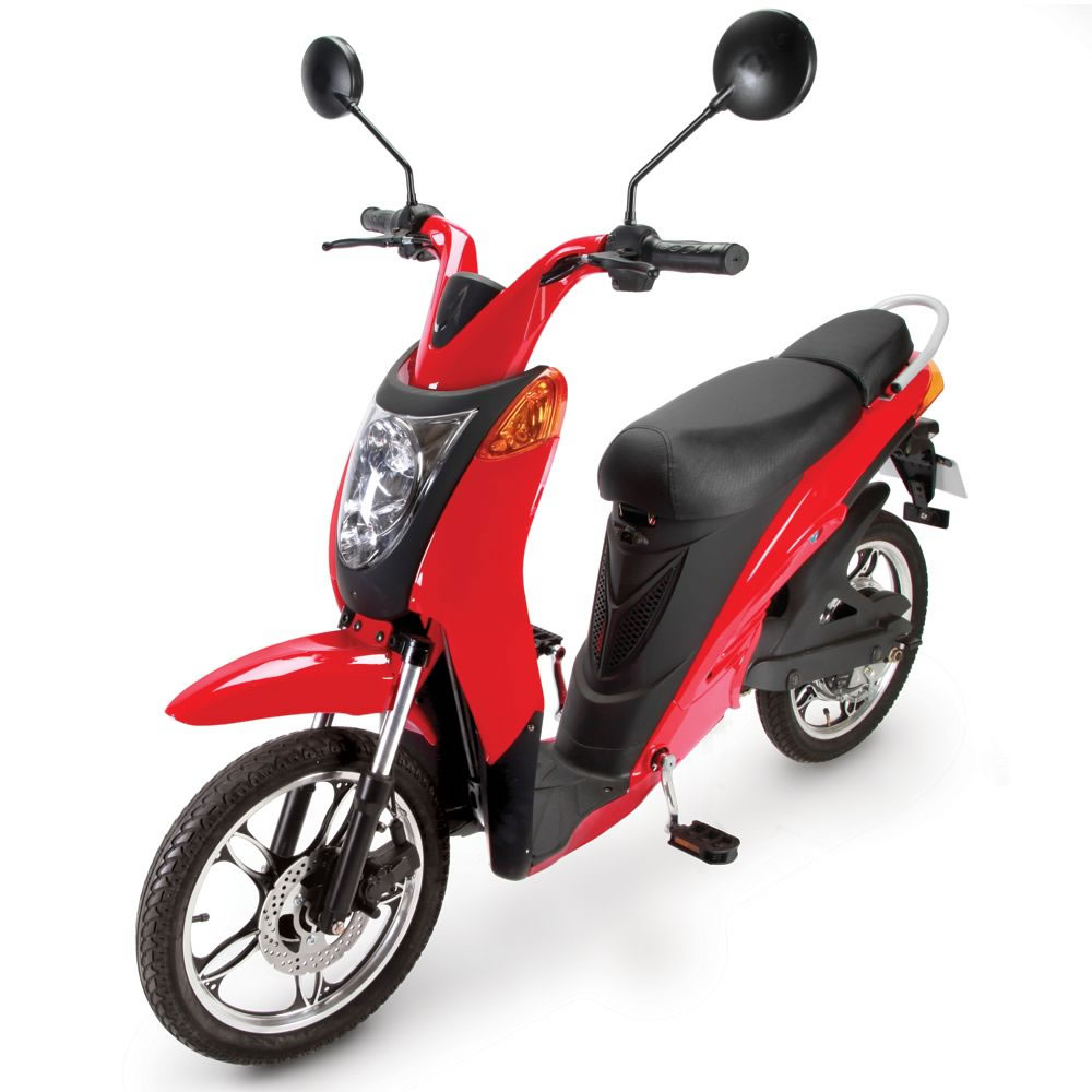 The Commuter's Advanced Electric Bicycle 1