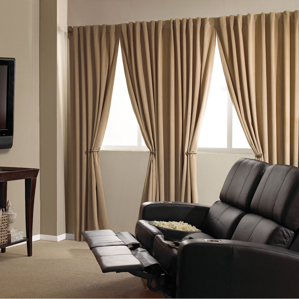 The Home Theater Blackout Drapes 6