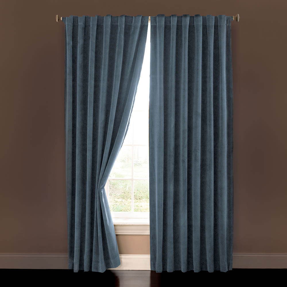 The Home Theater Blackout Drapes 1