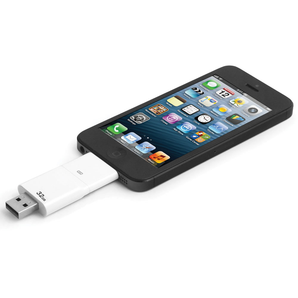 The Only Read And Write iPad Flash Drive  (16 GB)2