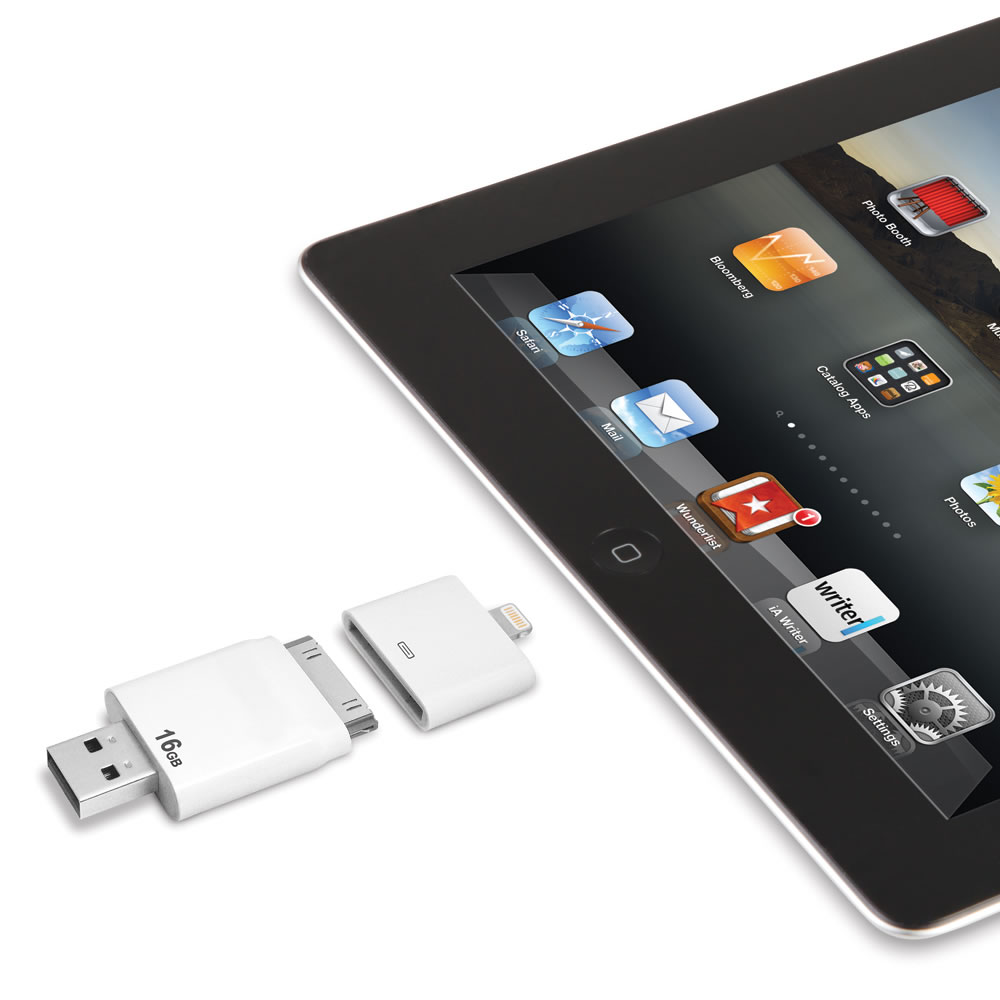 The Only Read And Write iPad Flash Drive  (16 GB)1