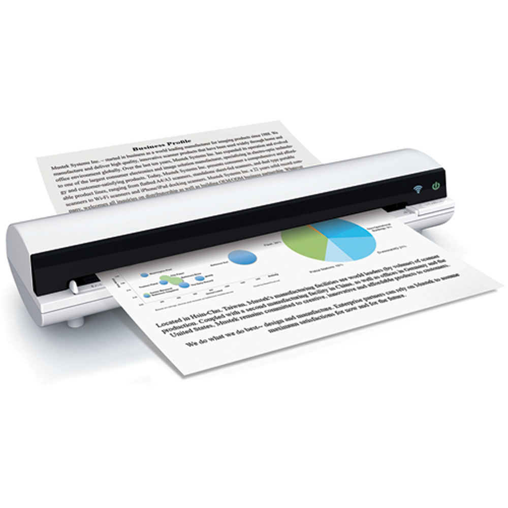 The Auto Feed Wireless Scanner 1
