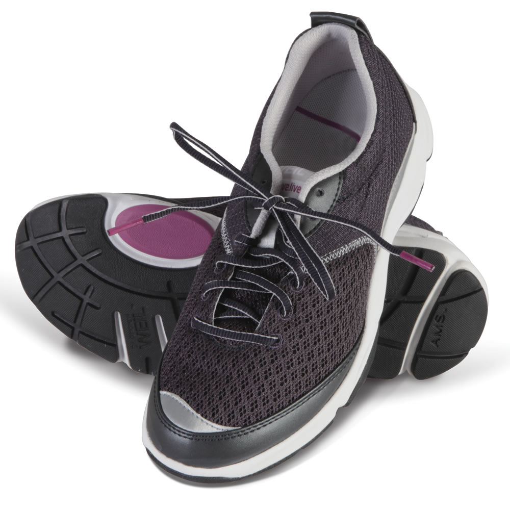 The Lady's Plantar Fasciitis Athletic Shoes 2