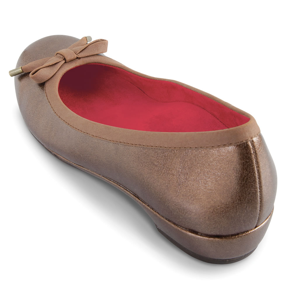 The Lady's Plantar Fasciitis Ballet Flats 2