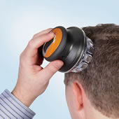 The Circular Motion Personal Barber.