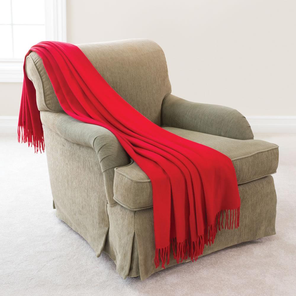 The Silk Road Cashmere Throw 2