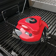 The Grill Cleaning Robot.