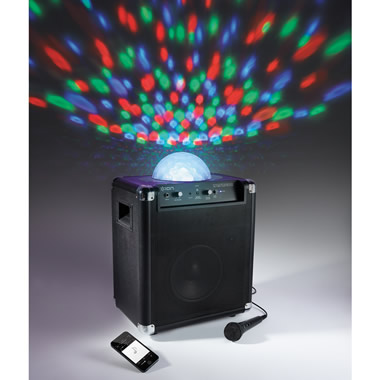 The Instant Party Speaker.