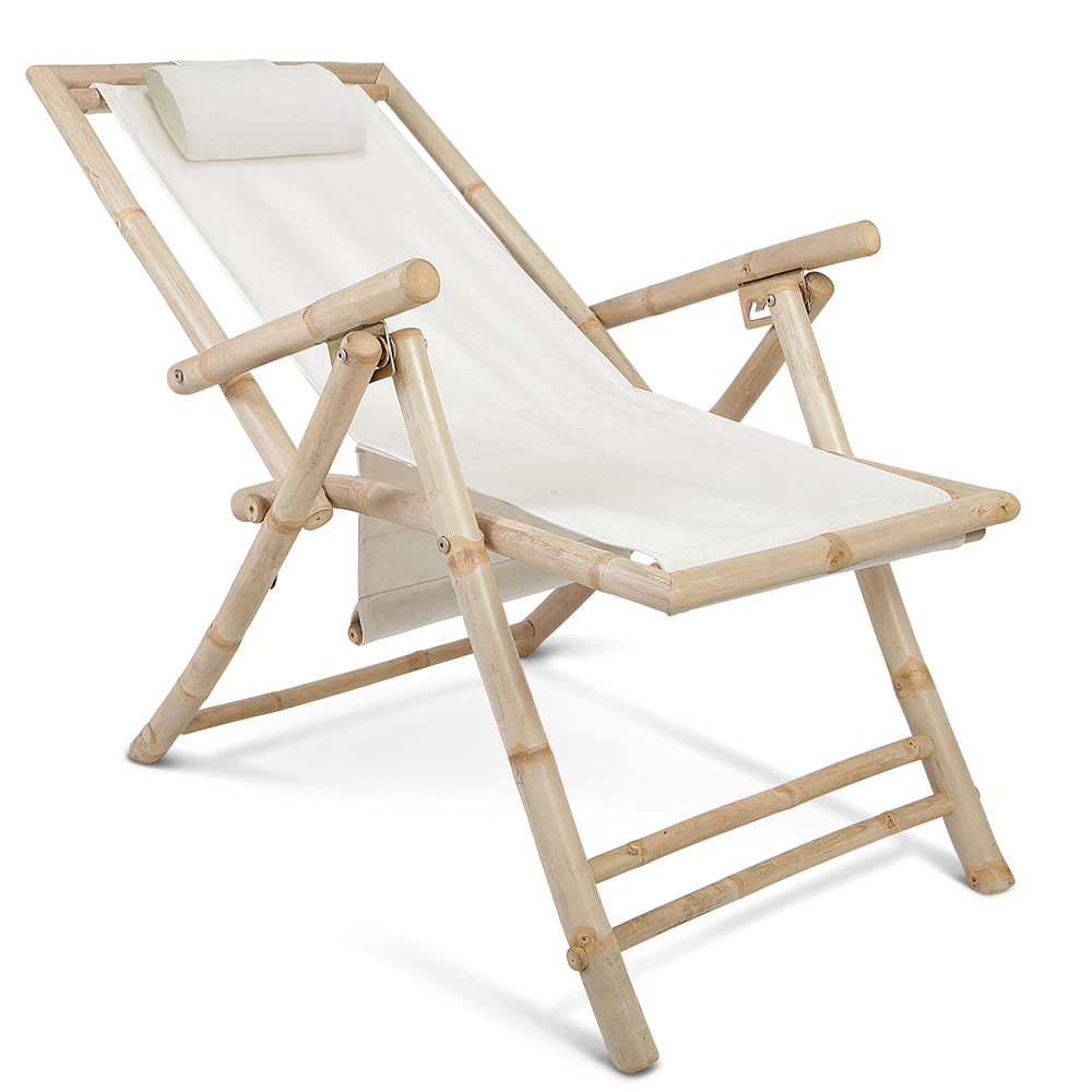 The Bamboo Beach Chair 2