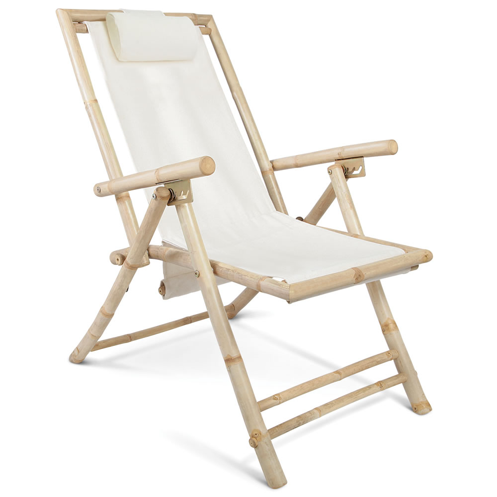 The Bamboo Beach Chair 1