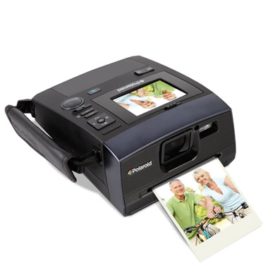 The 14 MP Digital Polaroid Camera.