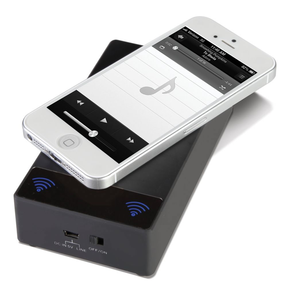 The Stradivarian Smartphone Speaker 1