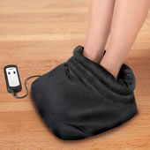The Shiatsu Heated Foot Massager.