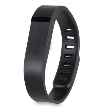 The Wellness Monitor Wristband.