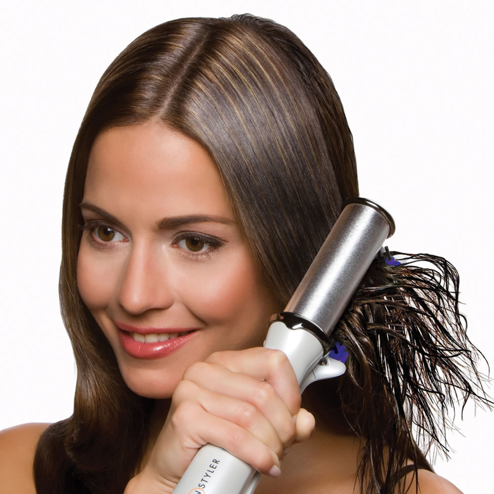 The Time Saving Hair Straightener 2