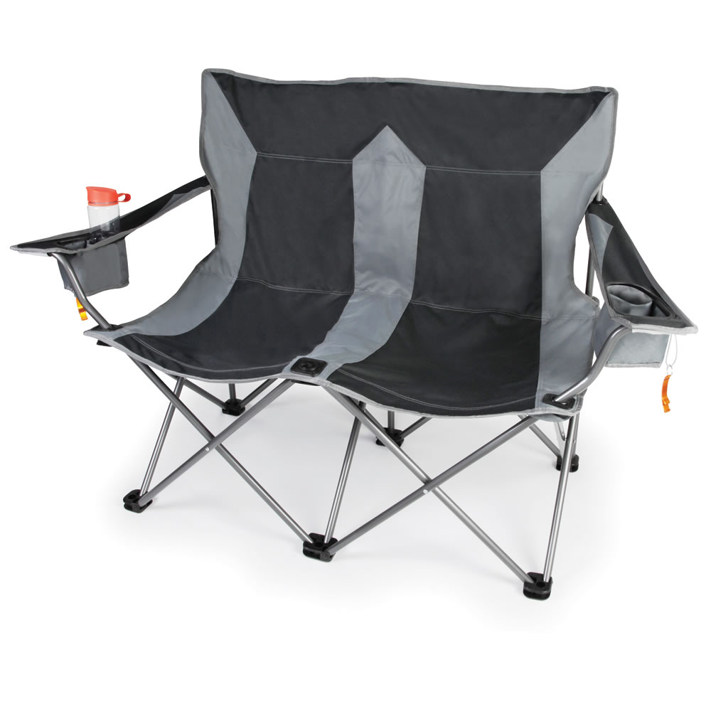The Outdoor Folding Loveseat 1